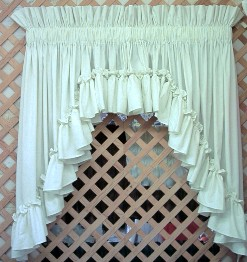 Exceptional Country Ruffles